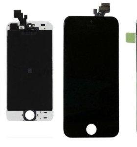 Дисплей на iPhone 5s/SE с заменой.