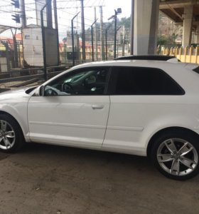 Audi A3 Cupe
