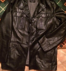 Кожаная куртка Marconi