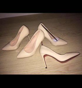 Новые туфельки 36