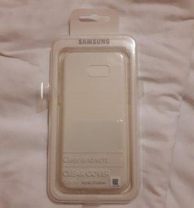 Оригинальный бампер для Samsung Galaxy A5