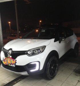 Автомобиль Renault Kaptur 2.0AT, 2016, универсал
