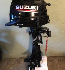 Лодочный мотор SUZUKI DF6AS 6 л.с.