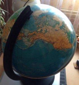 Большой глобус для вашего ребёнка