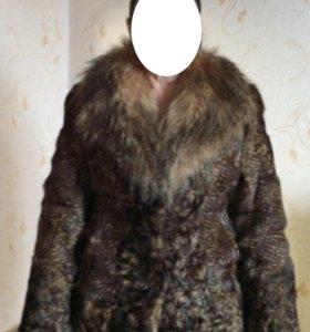 Куртка меховая натуральная