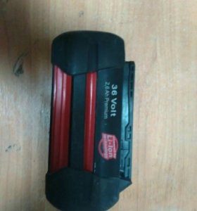 Аккумулятор Bosch 36 вольт