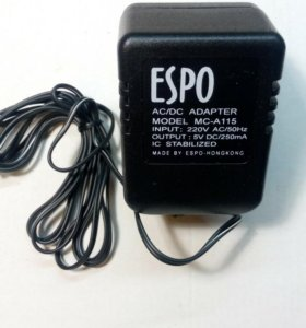 AC/DC Adapter MC-A115