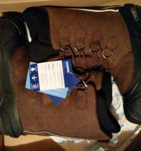Новые ботинки Baffin