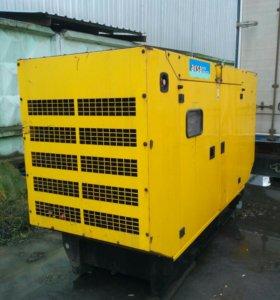 Дизель-генератор 150 кВт в кожухе