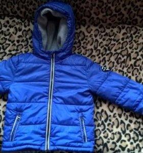 Куртка зимняя фирмы Mango