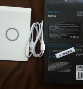 Беспроводное зарядное устройство rombica q3 neo