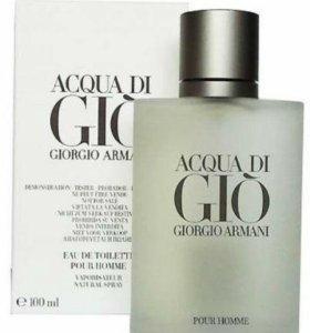 Тестер мужского парфюма АCQUA DI GIO