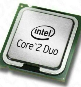 Процессор Intel Core 2 Duo E6550 2.33 GHz 775