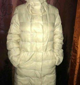 Куртка белая, р-р 44