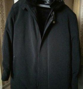 Новые куртки зимняя и осенняя 56-58