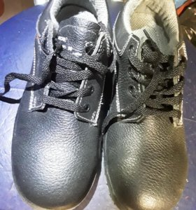 Ботинки осенние с мет.подноском