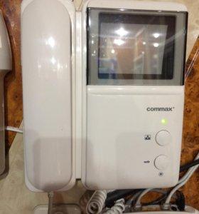 Видеодомофон Commax.
