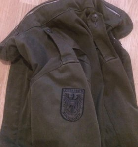 Куртка армейская старого образца, Австрия.