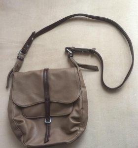 Кожаная сумка sabellino