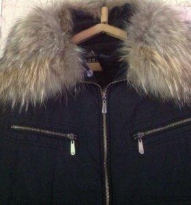 Куртка мужская зимняя размер 50 52