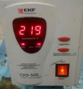Автоматический стабилизатор напряжения однофазный