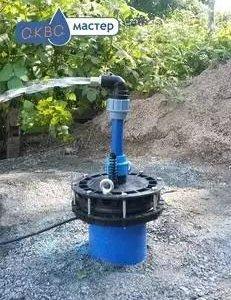 Скважины на воду.