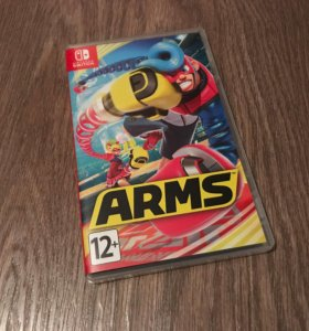 ARMS для Nintendo Switch