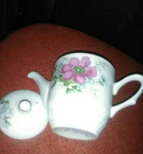 Заварочный чайник СССР новый
