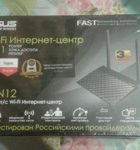 Wi-Fi роутер Asus RT-N12 VP