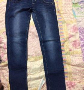 Джинсовые штаны (ж)