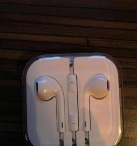 EarPods новые