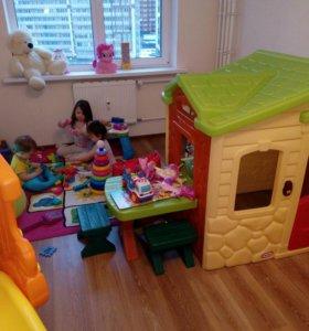 Ясли детский сад