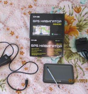 Навигатор GS430
