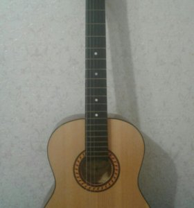 Акустическая гитара(Т.И.М.)+чехол