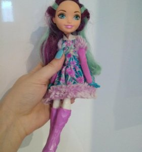 Кукла из мультфильма заколдованная зима