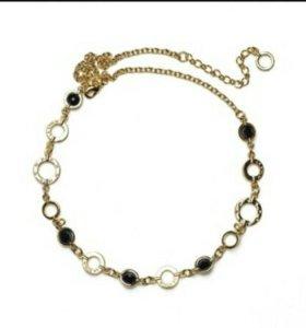 Ожерелье « Золотая грация»