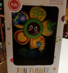 Игрушка Happy baby Fun flower