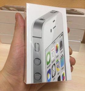 Айфон 4S, 16gb Новый, Запечатанный