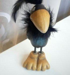 Ворона сувенир