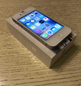 iPhone 4s 8gb Ростест в отличном состоянии