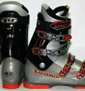 Горнолыжные ботинки salomon cf