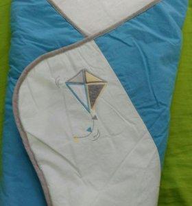 Одеяла и конверты для самых маленьких