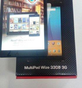 "Планшет 8"" Prestigio MultiPad Wize 3308 3G"