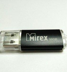 USB-накопитель Mirex на 16GB