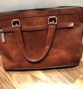 Мужской портфель (сумка)