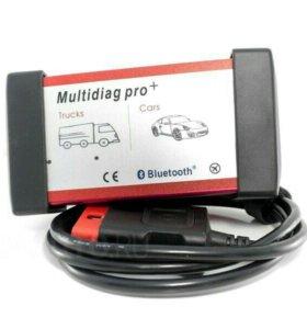 Продается автосканер Multidiag Pro+
