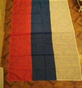 Триколор, Российский флаг.Новый.Большой.