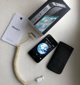 iPhone 4 16. Хорошее состояние