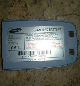Батарейка самсунг