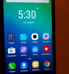 Телефон Lenovo Vibe P1 m